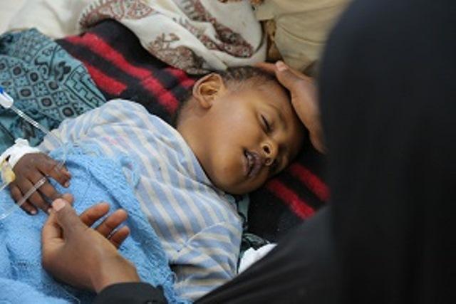 """""""يونيسف"""" : """"تنتشر الكوليرا في اليمن بسرعة غير مسبوقة …"""""""