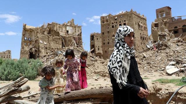 """السعودية على """"اللائحة السوداء"""" للأمم المتحدة بسبب """"جرائم حرب"""" في اليمن"""