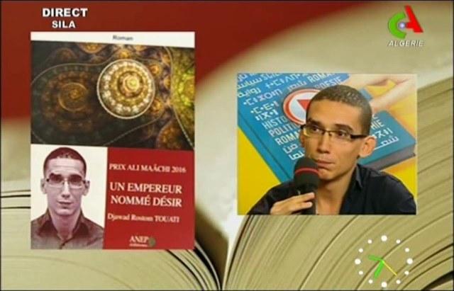 Djawad Rostom Touati: je postule, en écrivant, mes compatriotes comme lecteurs, et non tel cercle ou tel lobby … (Entretien)