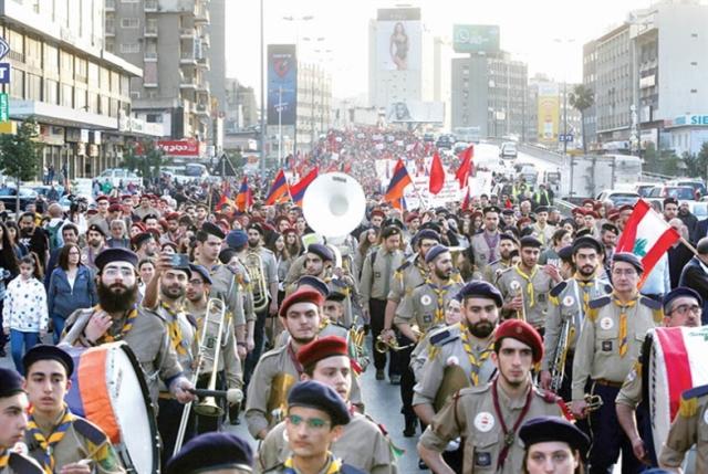 الذكرى الـ104 : التركي ذبح الأرمن والسريان لأنهم وقفوا بوجه المشروع الطوراني