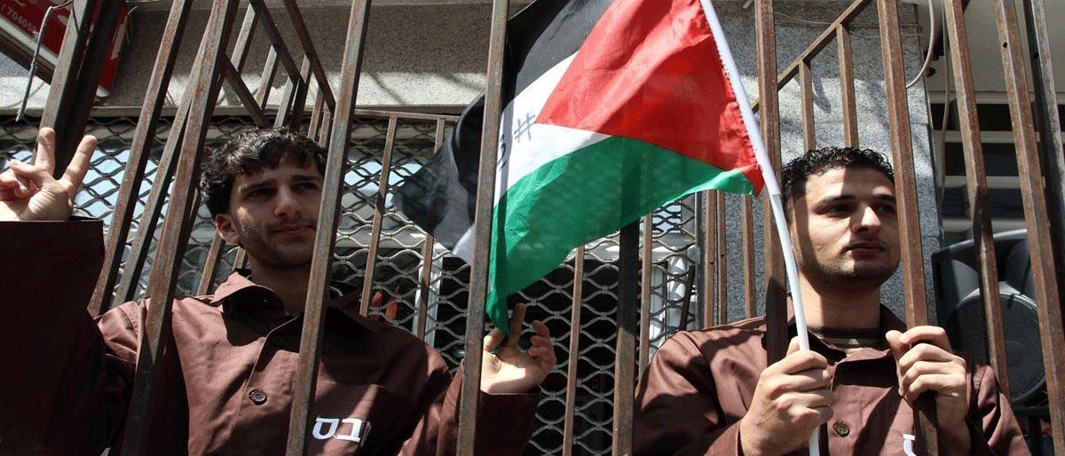 اعتصام تضامني في بيروت مع الأسرى والمعتقلين في سجون الاحتلال الصهيوني