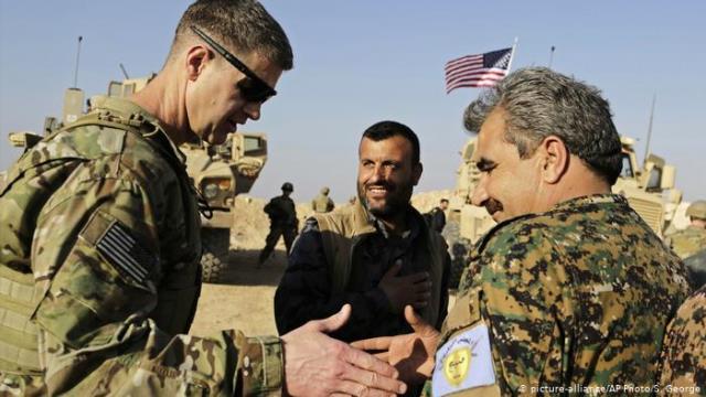 """""""القنوات بينهما مفتوحة"""" : """"إسرائيل"""" إلى تحالف واسع مع الأكراد السوريين!"""