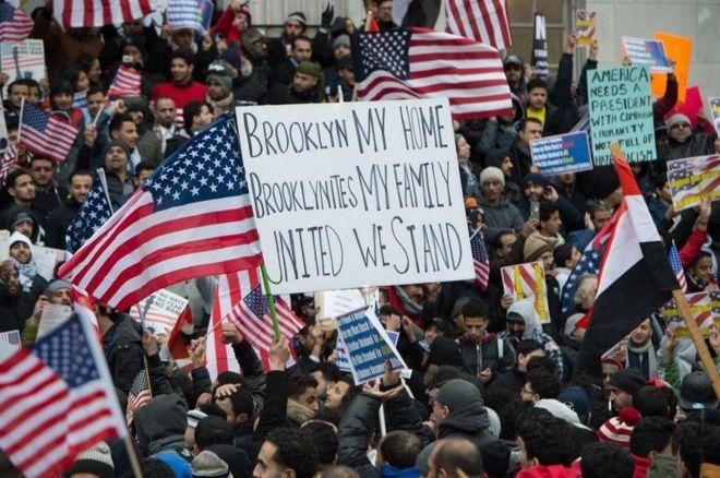 التمييز السياسي والثقافي في الولايات المتحدة بحق الأميركيين من اصل عربي