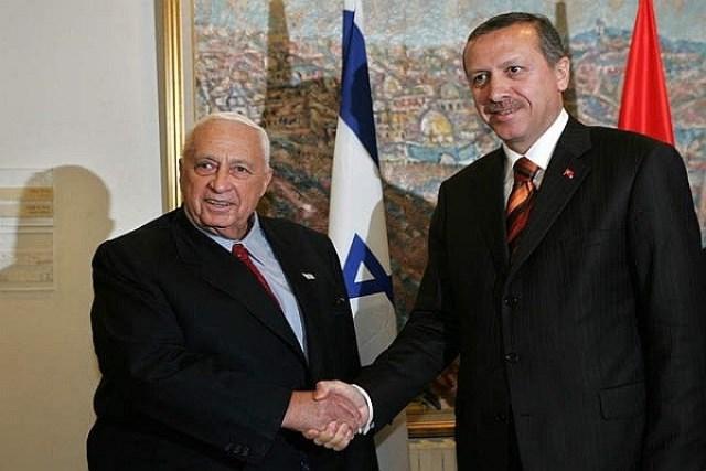 """أردوغان يغري """"إسرائيل"""" بـ""""السيل التركي"""""""