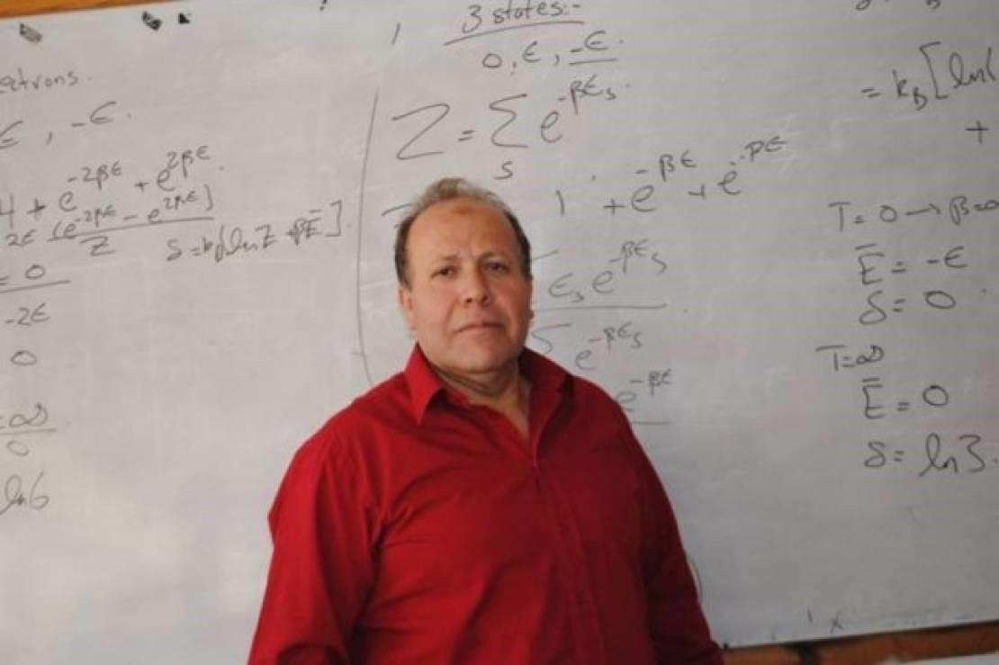 عماد البرغوثي عالم الفضاء الفلسطيني : اسيراً في سجن عوفر الصهيوني
